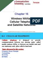 Ch16 Cellular Telephony