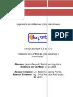 ejemplo de proyecto documentacion