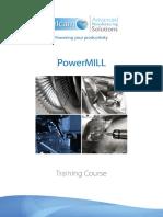 Delcam Powermill Tutorial Pdf