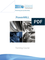 04. PowerMILL 2015 - Training Course 3-Axis En