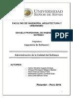 Calidad de Software (1)
