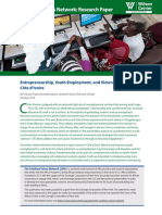 Entrepreneurship, Youth Employment, and Violent Extremism in Côte d'Ivoire