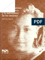 Claves Feministas para El Poderio y la Autonomia de las mujeres