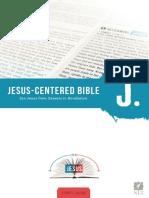 Jesus-Centered Bible Sampler