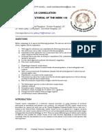 138 Central Venous Cannulation.pdf