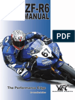 2010 R6 Kit Manual English