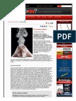 El Cerebro Adicto - Revista ¿Cómo Ves_ - Dirección General de Divulgación de La Ciencia de La UNAM