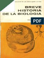 Breve Historia de La Biologia-Asimov