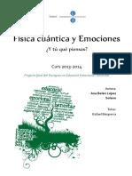 Fisica Cuantica y Emociones - Lopez Solano