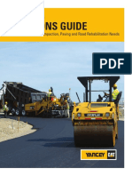 Paving Solutions Guide