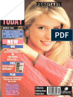Machine Knit Today Magazine 1993.03 300dpi ClearScan OCR