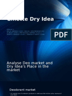 Gillette Dry Idea
