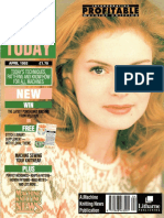 Machine Knit Today Magazine 1993.04 300dpi ClearScan OCR
