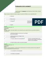 Evaluacion Unidad 4 Ciencias de La Salud 2
