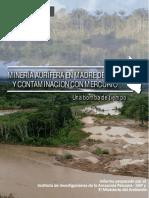 Minería aurífera en Madre de Dios y contaminación con mercurio.pdf