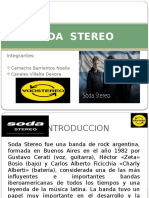 Soda Stereo- Electivo de Marketing