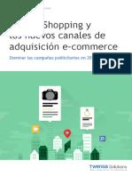 Libro Blanco Google Shopping Twenga Solutions