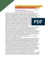 Chapitre 34 - Les Facteurs Psychosociaux Et Organisationnelles