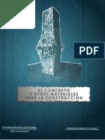 190. El Concreto y Otros Materiales Para La Construcción - Libia Gutiérrez de López