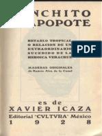 3 Xavier Icaza Panchito-Chapopote
