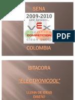 BITACORA ELECTRO