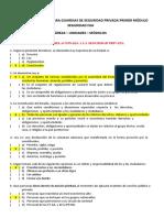 Banco De Preguntas Actualizado Policia Comunicacion