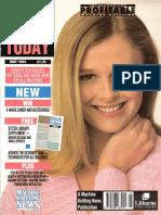 Machine Knit Today Magazine 1993.05 300dpi ClearScan OCR