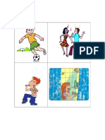 Flash Cards Daily Actions (1)
