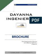 Brochure Dayanna 2