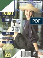 Machine Knit Today Magazine 1993.06 300dpi ClearScan OCR