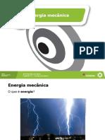 Energia Mecanica