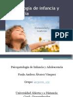 Psicopatología de Infancia y Adolescencia