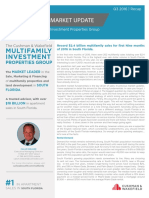 Q3 2016Multifamily Market Update