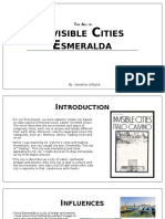 Invisible Cities- Esmeralda