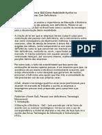 A Educação à Distância e o deficiente físico - Denise Faria1 E Vasconcelos.docx