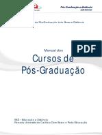 Manual Do Aluno Pós-Graduação 2.0