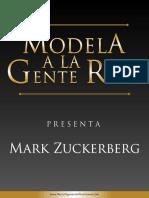 Model a La Gente Rica Mark Zuckerberg