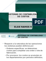 Sistemas de Contabilidad de Costos Por Ordenes Especificas