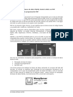 Manual MySQL Con PHP