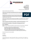 Defend the Vote - Nursing Home FOIA and Audit Information -
