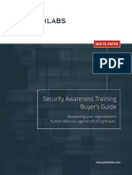 AST-0167823 PhishLabs Security AwarenessTraining Buyers Guide 2016