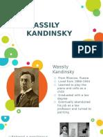 lesson 2 - wassily kandinsky