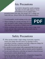 Safety Codes