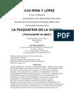 La Psiquiatria en la Guerra, Mira y Lopez.doc