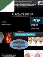Placenta Previa Diagnostico Diferencial