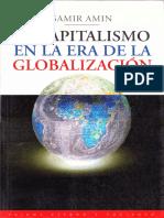 Amin, S - El Capitalismo en La Era de La Globalización