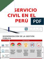 El Servicio Civil en El Perú