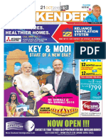 Indian Weekender 21 October 2016