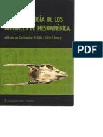 La Arqueologia de Los Animales Mesoamericanos