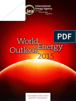 World Outlook Energy 2015 en Español